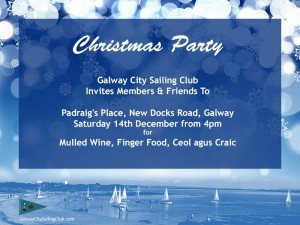 Christmas Party Invite 2013