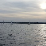 Sailing on Galway Bay