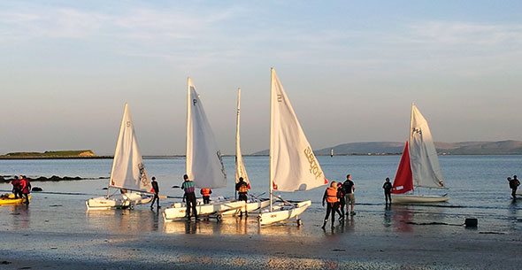 Galway City Sailing Club Thursday Evening Sailing Sessions