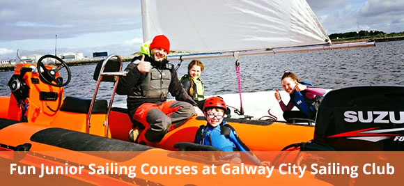 Fun Summer Sailing Courses Galway City